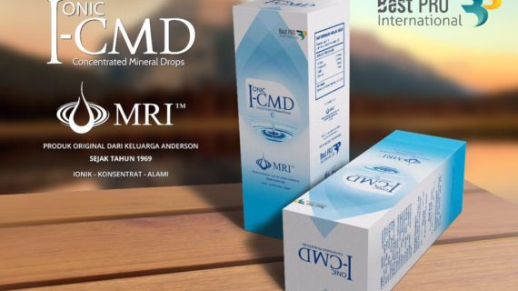 i-CMD : Ionic Concentrated Mineral Drops